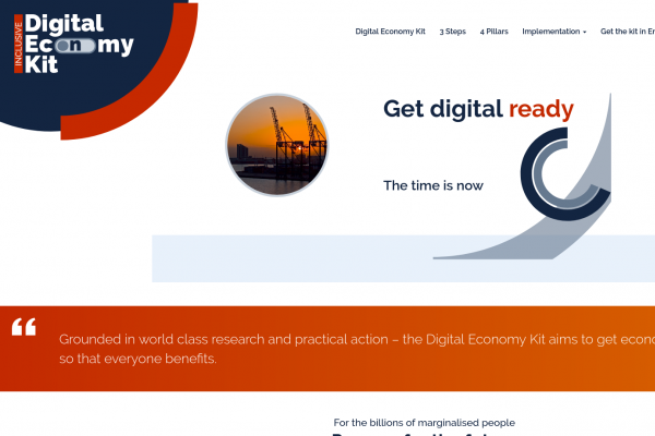 Pathways for Prosperity Commission, University of Oxford - Digital Economy Toolkit